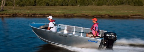 Open Boats - 455 Safari