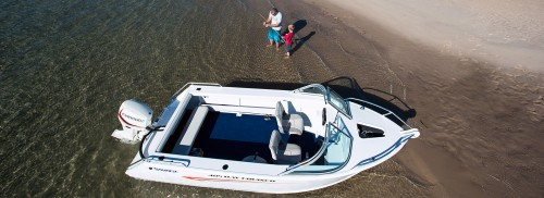 Bowrider - 485 Bay Cruiser